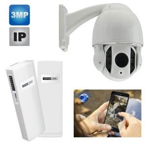 Wireless Calving Camera system for mobile phone / Tablet